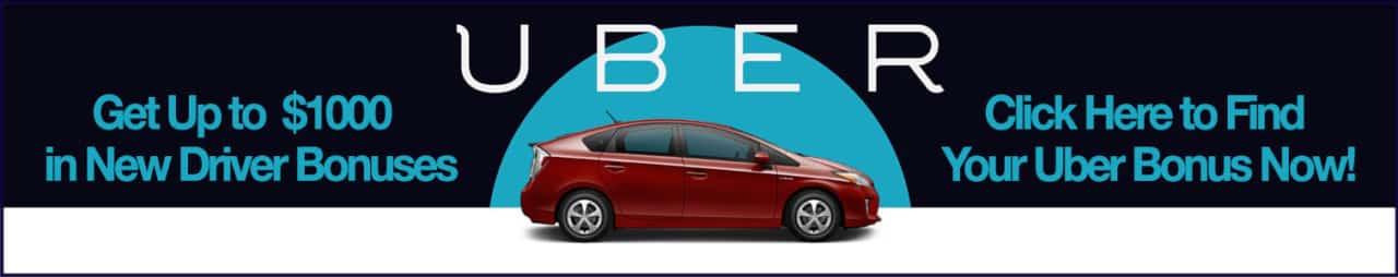Uber Driver Sign Up Bonus Best Promo Code